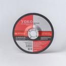 Круг шлифовальный Yoko, 150×6×22 мм