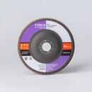 Круг лепестковый для шлифования Yoko Р60, 150×22 мм