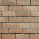 Фасадная плитка HAUBERK 1000х250х3 мм, песчаный кирпич