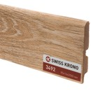 Плинтус Kronopol P85 3492 Swing Walnut 2500х85х16мм