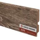 Плинтус Kronopol P85 3495 Mambo Oak 2500х85х16мм
