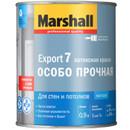Краска EXPORT-7 мат латексная BW 0,9л Marshall