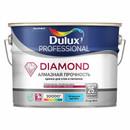 Краска Dulux Trade Diamond Matt для стен и потолков BW 10л износостойкая
