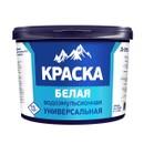 Краска для стен и потолков Д-255 белая, 13 кг, Диола