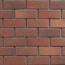 Фасадная плитка ТехноНИКОЛЬ Hauberk Терракотовый кирпич, 1000х250х3мм