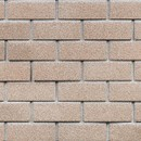 Фасадная плитка HAUBERK 1000х250х3 мм, античный кирпич