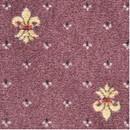 Покрытие ковровое Heritage 85, сиреневый, 5,0 м, 100% РА