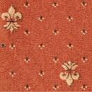 Покрытие ковровое Heritage 64, оранжевый, 4,0 м, 100% РА