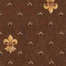 Покрытие ковровое Heritage 42, коричневый, 5,0 м, 100% РА