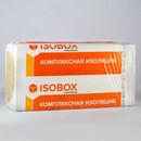 Утеплитель ИЗОБОКС Вент Ультра 1200х600х100 мм 4 штуки в упаковке