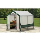 Теплица в коробке ShelterLogic 1,8x2,4x2м, армированный тент