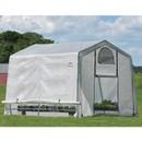 Теплица в коробке ShelterLogic 3x3x2,4м, светорассеивающий тент