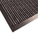 Коврик грязезащитный Linie 04, серый, 90х150см