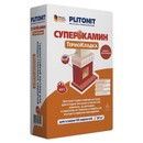 Кладочная смесь Плитонит СуперКамин ТермоКладка, 20 кг