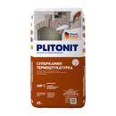 Штукатурка жаростойкая Plitonit СуперКамин ТермоШтукатурка, 25 кг