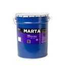 Эмаль ПФ-115 MARTA, черная, 20кг