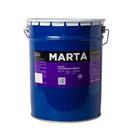 Эмаль ПФ-115 MARTA, серая, 20кг