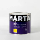 Эмаль ПФ-115 MARTA, желтая, 1,9кг