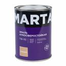 Эмаль ПФ-115 MARTA, бежевая, 0,9кг