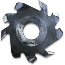 Фреза пазовая с подрезающими зубьями, БЕЛМАШ RF0029A 125х32х4 мм