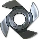 Фреза радиусная для фрезерования галтелей, БЕЛМАШ RF0022AVK 125х32х10,4 мм