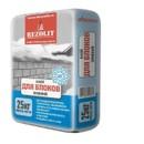 Клей для ячеистых блоков Rezolit зимний, 25 кг
