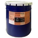 Эмаль ПФ-266 красно-коричневая, 25 кг Новоколор