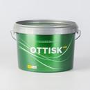 Краска для стен и потолков OTTISK влагостойкая, база А, 2,5л