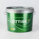 Краска для стен и потолков OTTISK влагостойкая, база А, 10л