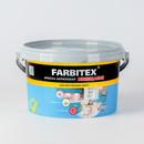 Краска интерьерная FARBITEX, моющаяся, 3 кг