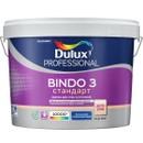 Краска Bindo-3 латексная глубоко мат., 10л