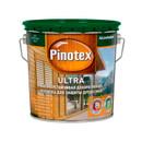 Декоративно-защитное средство для дерева Pinotex Ultra Белый, 9л