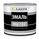 Эмаль НЦ-132 Лакра, желтая, 1,7кг