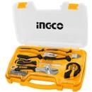 Набор инструментов Ingco Industrial HKTH10258, 25 предметов