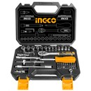 Набор инструментов Ingco Industrial HKTS14451, 45 предметов