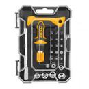 Отвертка в наборе 18 в 1 Ingco HKSDB0188 Industrial, 18 предметов