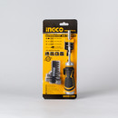 Набор отвертка-трещотка Ingco AKISD1508 Industrial, 15 предметов