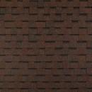 Черепица гибкая Tegola Top Shingle Премьер Темно-коричневый
