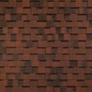 Черепица гибкая Tegola Top Shingle Премьер Красно-коричневый