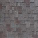 Черепица гибкая Tegola Nobil Tile Акцент Серо-коричневый