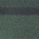 Черепица коньково-карнизная ТехноНиколь SHINGLAS Зеленый