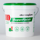 Шпаклевка полимерная Danogips SuperFinish 18 кг