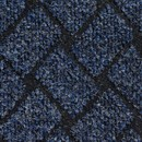 Покрытие ковровое Rhombus 36, 4 м, синий, 75% PP/25% PES