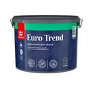 Краска Tikkurila Euro Trend для обоев и стен база А 9л