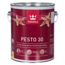 Эмаль без резкого запаха Tikkurila Pesto 30 база А 2.7л