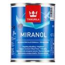 Эмаль для дерева и металла Tikkurila Miranol серебристая 1л
