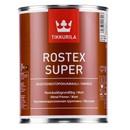 Грунт Tikkurila ROSTEX SUPER матовый, светло-серый, 1 л