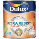 Краска Dulux Ultra Resist для детской база BC 4.5л
