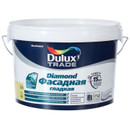Краска Dulux Trade Diamond фасадная база BC 9л гладкая