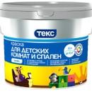 Краска TEKS Профи для детских и спален база A 9л